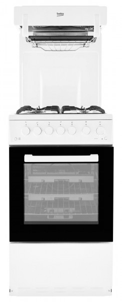 Beko KA52NEW Gas Cooker High Level Grill