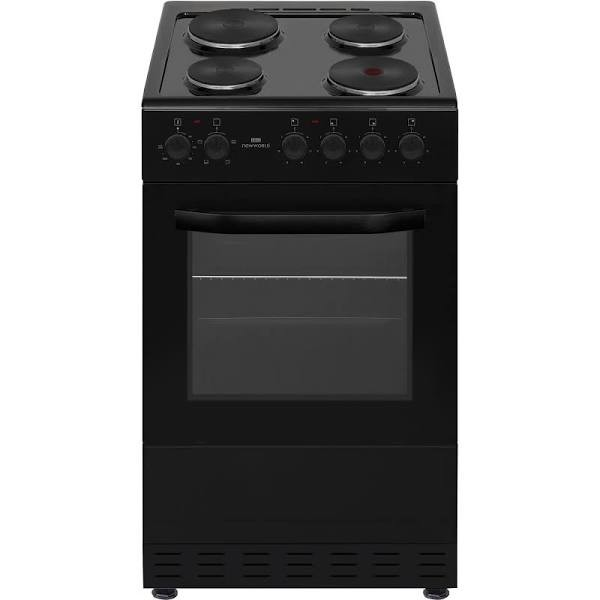 New World NWMID50EB Single Electric Cooker