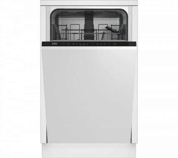 Beko DIS15020 Slimline Integrated Dishwasher