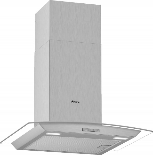 Neff D64ABC0N0B 60cm Chimney Hood