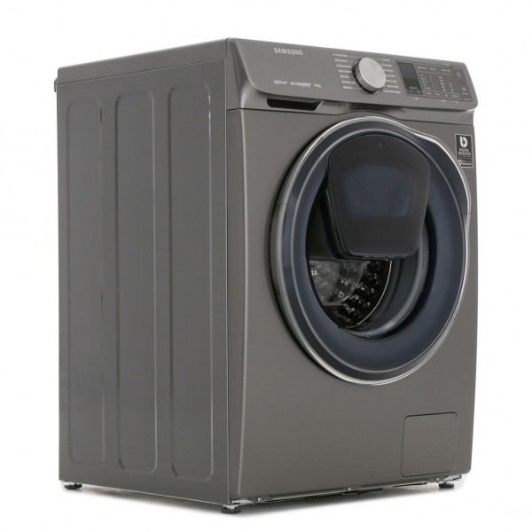 Samsung QuickDrive WW90M645OPO 9 KG Washing Machine With Add Wash