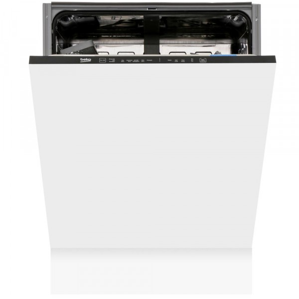 6e500372cd8 Beko DIN15C10 Integrated Dishwasher | All Dishwashers | Dishwashing |  Hanson Electrical