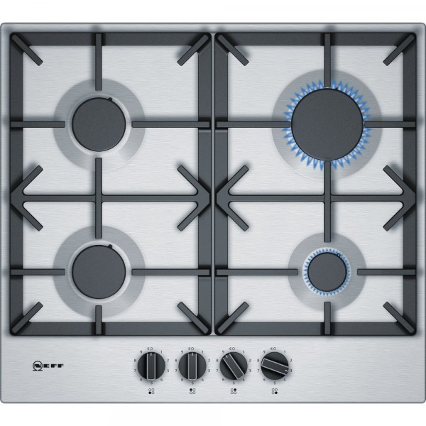Neff T26DS49N0 4 Burner Gas Hob