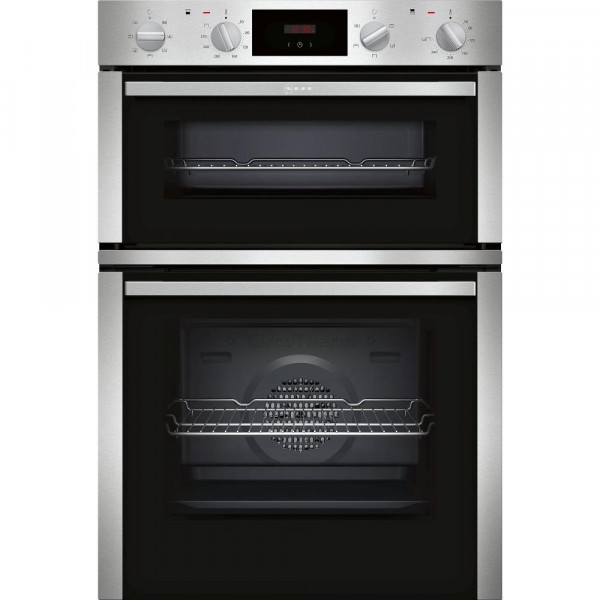 Neff U1DCC1BN0B Double Built In Electric Oven