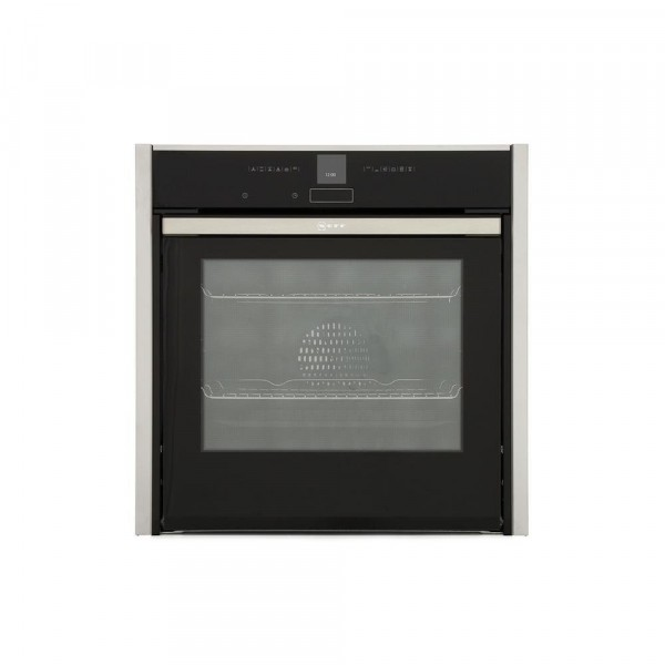 Neff B47CR32N0B Single Built In Electric Oven Slide And Hide Oven