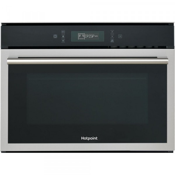 Hotpoint MP676IXH Built In Microwave with Grill