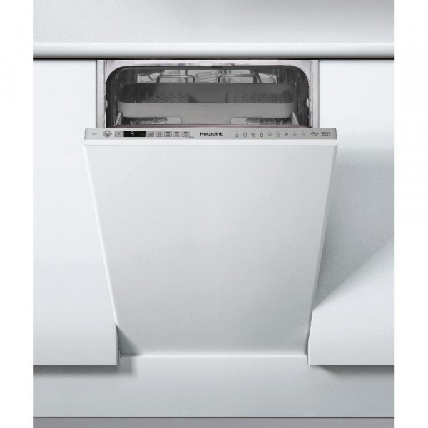 Hotpoint HSIO3T223WCE Built In Fully Int. Slimline Dishwasher