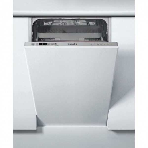 Hotpoint HSIC3M19CUKN Built In Fully Int. Slimline Dishwasher