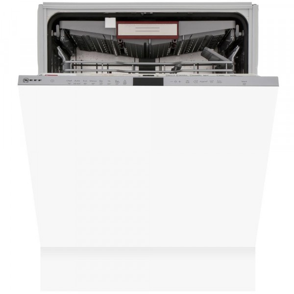 Neff S515T80D2G Built In Fully Integrated Dishwasher