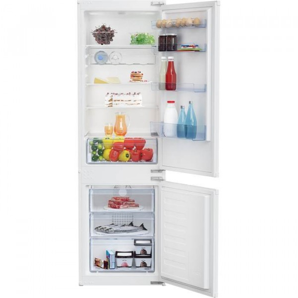 Beko BCSD173 Integrated Fridge freezer