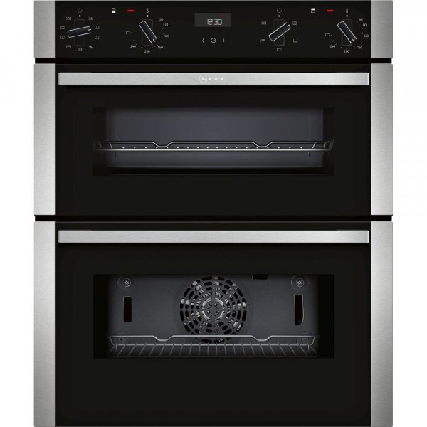 Neff J1ACE2HN0B Double Built Under Electric Oven