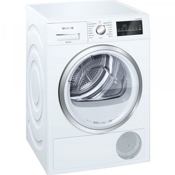 Siemens WT46G491GB Condenser dryer