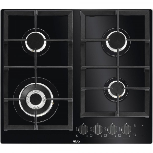 AEG HKB64NB540 4 Burner Gas Hob