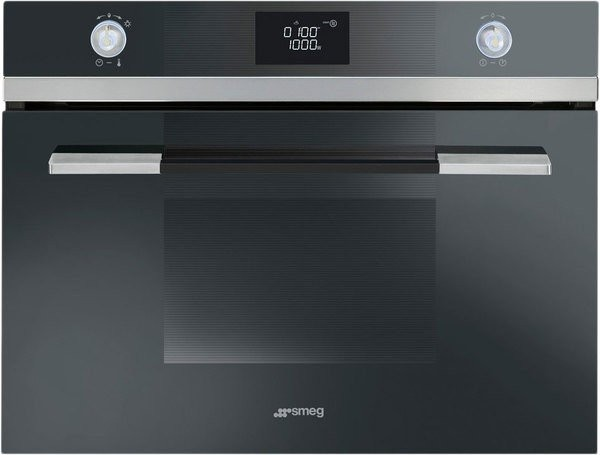 Smeg SF4120MN Microwave and Grill