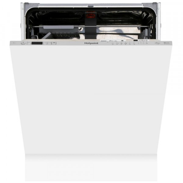 Hotpoint HIO3C22WSC Built In Fully Integrated Dishwasher