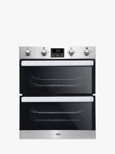 Belling BI702FP Sta Double Built Under Electric Oven