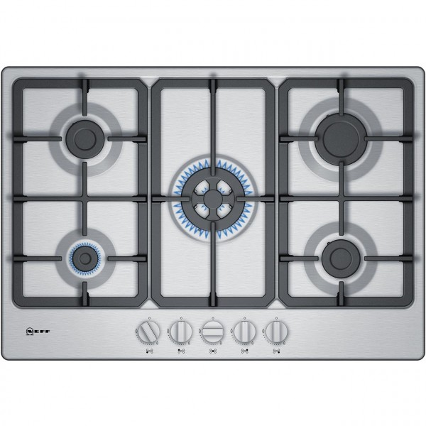 Neff T27BB59N0 5 Burner Gas Hob
