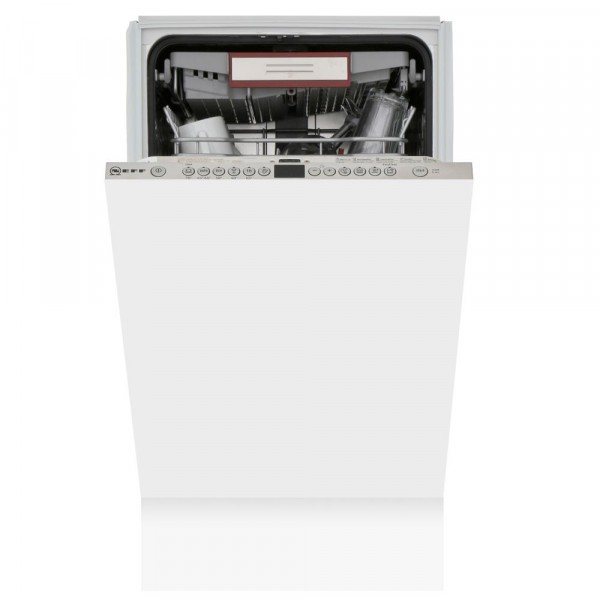 Neff S586T60D0G Built In Fully Int. Slimline Dishwasher