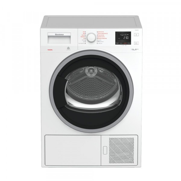 Blomberg LTH3842W Condenser Dryer with Heat Pump Technology