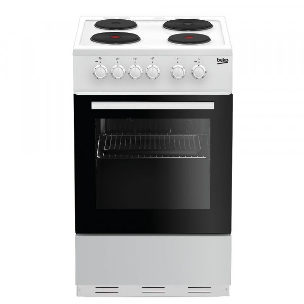 Beko ESP50W Electric Cooker with Single Oven