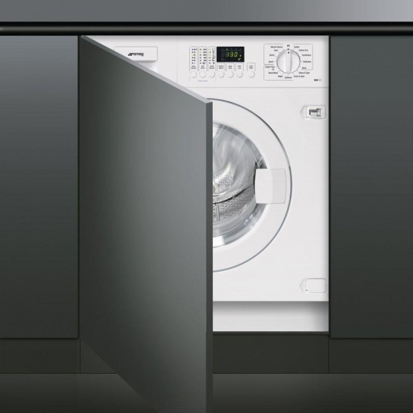Smeg WMI147 Integrated Washing Machine