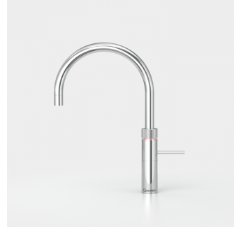 Quooker - Pro3 Fusion Round Tap Stainless Steel