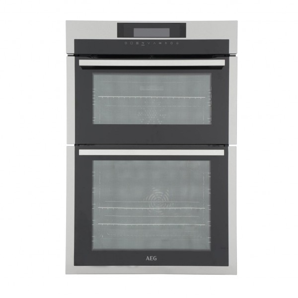 AEG DCE731110M Double Built In Electric Oven