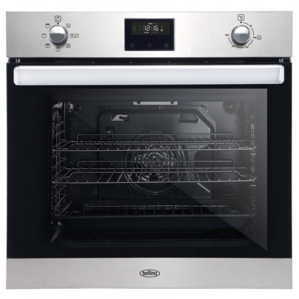 Belling BI602FPCT Single Built In Electric Oven