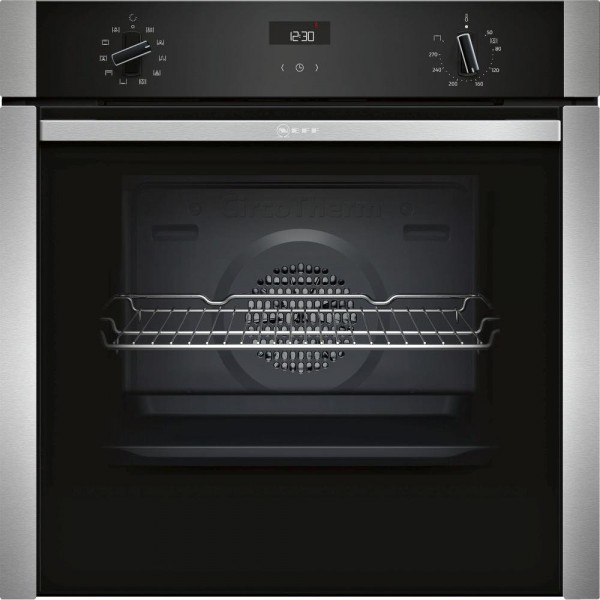 Neff B3ACE4HN0B Single Built In Electric Oven