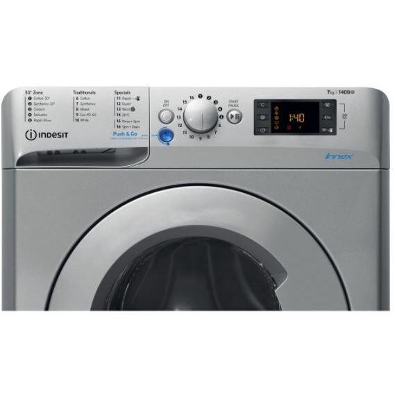 Indesit BWE71452SUKN Washing Machine | Washing Machines ...