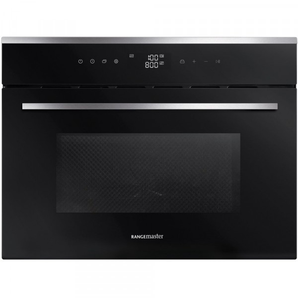 Rangemaster RMB45MCBLSS Stainless Steel Built In Combination Microwave