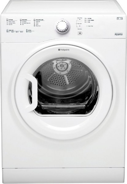 Hotpoint TVFS83CGPUK Vented Dryer
