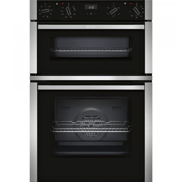 Neff U1ACE2HN0B Double Built In Electric Oven