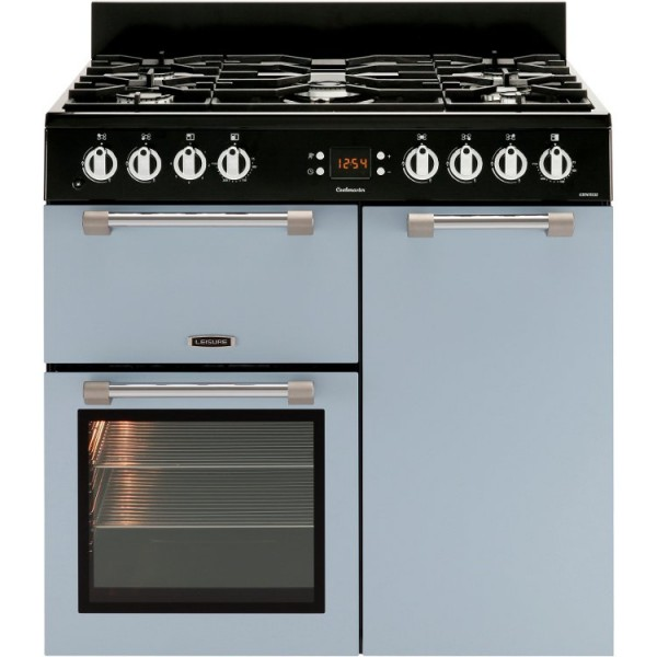 Leisure Cookmaster CK90F232B 90cm Dual Fuel Range Cooker