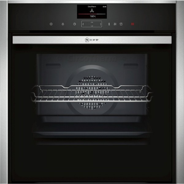 Neff N90 B57VS24H0B Single Built In Electric Oven