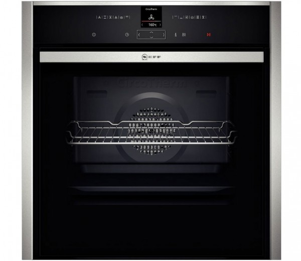 Neff B57CR22N0B Single Built In Electric Oven