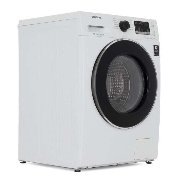 Samsung WD80M4B53JW 8Kg Washer Dryer with Ecobubble Technology