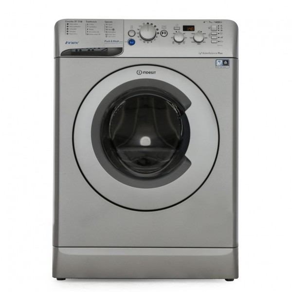 Indesit BWD71453S Washing Machine