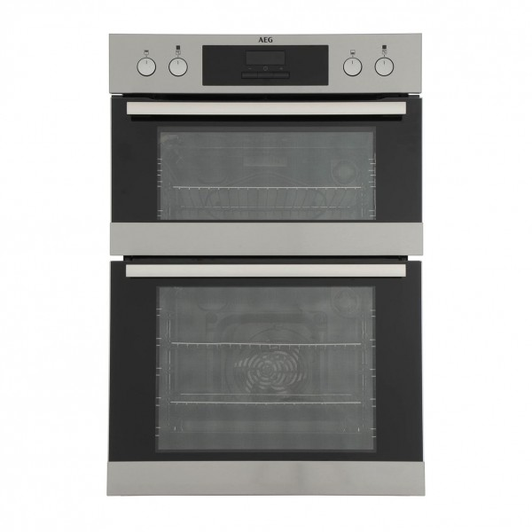 AEG DCB331010M Double Built In Electric Oven