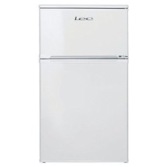 Lec T50084W White Fridge Freezer
