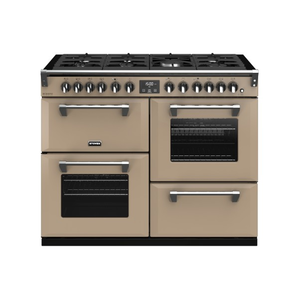 Stoves RIDXS1100DFCBBG Richmond Deluxe Range Cooker in Brave Ground 444411277 Launceston