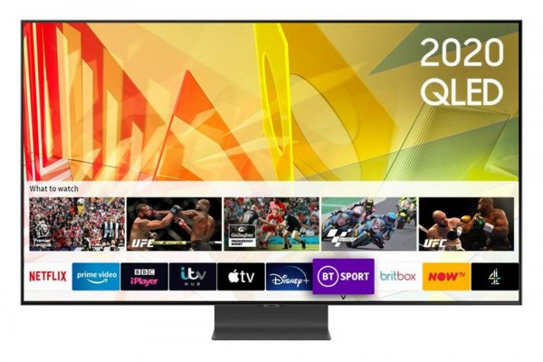 "Samsung QE55Q95TATXXU 55"" QLED Smart TV Launceston"