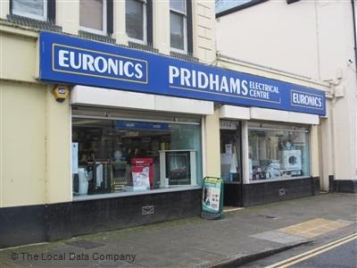 Pridhams Electrical Centre Callington