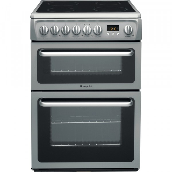 Hotpoint DSC60S Newstyle Cooker in Silver