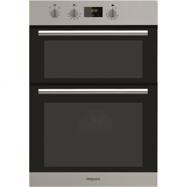 Hotpoint DD2540IX Electric Built-In Double Oven Launceston