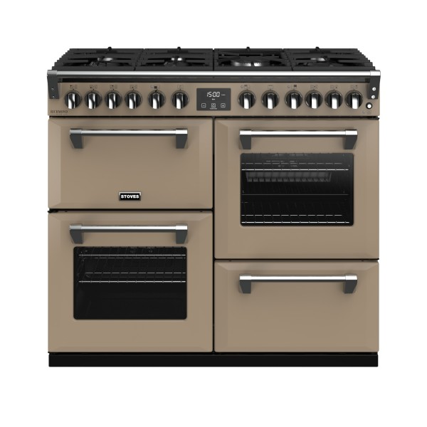 Stoves RIDXS1000DFCBBG Richmond Deluxe Range Cooker in Brave Ground 444411273 Launceston
