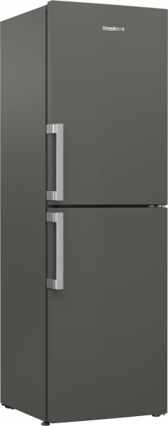 Blomberg KGM4663G Fridge Freezer in Graphite Launceston Cornwall