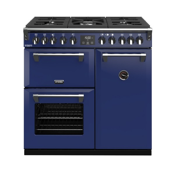 Stoves Richmond DXS900DF CB MGA Dual Fuel Range Cooker 444410262