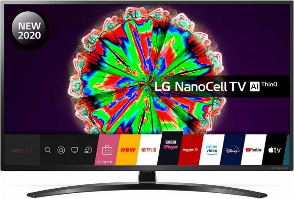 "LG 50NANO796NE 50"" Ultra HD Smart TV Launceston Cornwall"