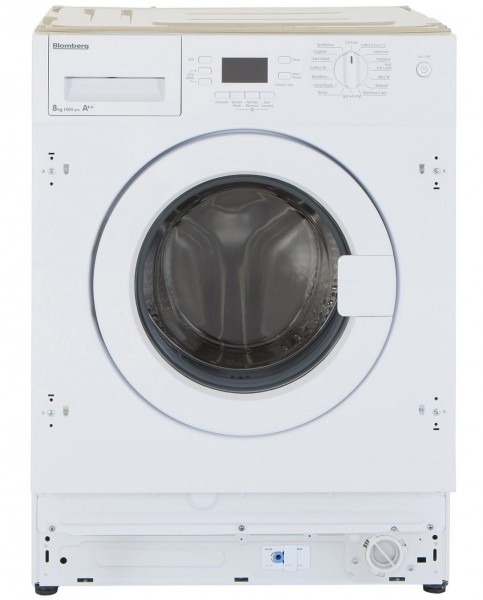 Blomberg LWI842 Built In Washing Machine